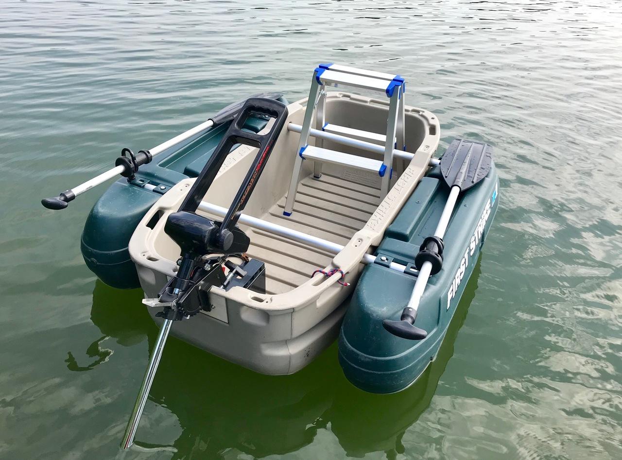 レンタルフロートボート ハンドコン ノーマルタイプ