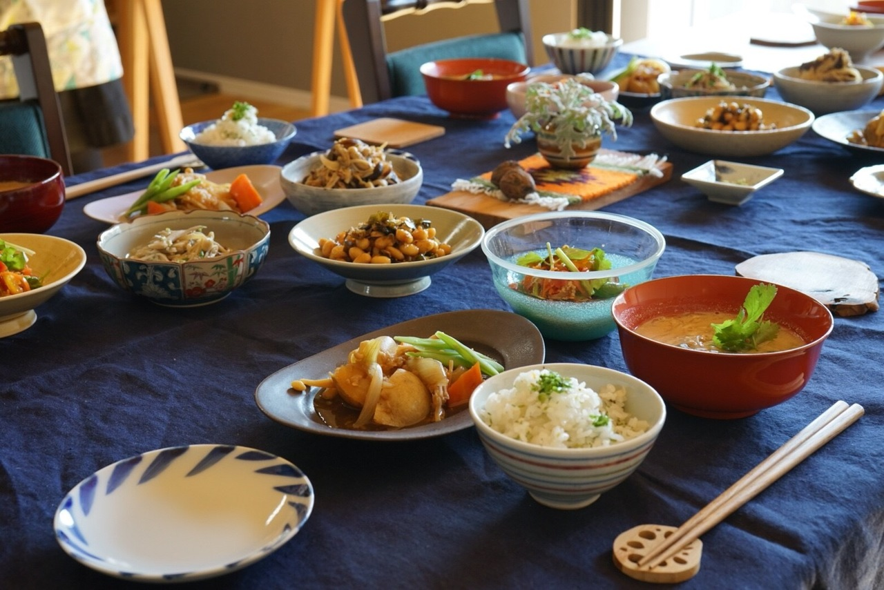 名古屋開催    家族と私の健康のために、毎日食べたい作りたい発酵食料理Basic講座