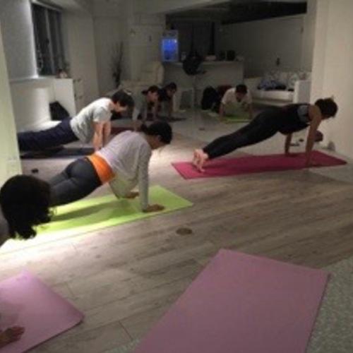 bodyART Training ~横浜の夜景を眺めながら身体を変えるトレーニング~
