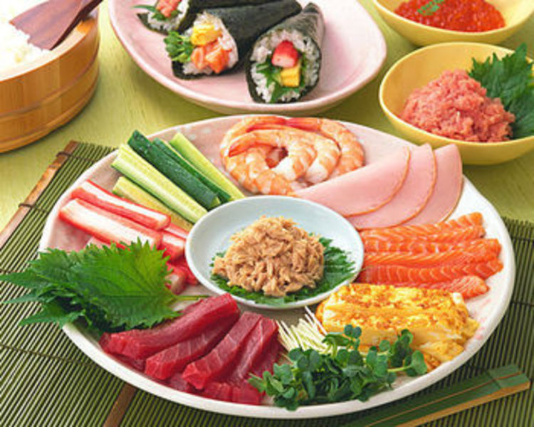 5月31日(水)平日ご飯会 手巻き寿司編【メンバー限定】