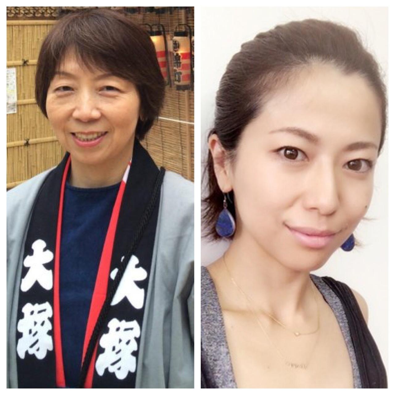 シニアヨガの教え方ワークショップ (大塚&NAMI)
