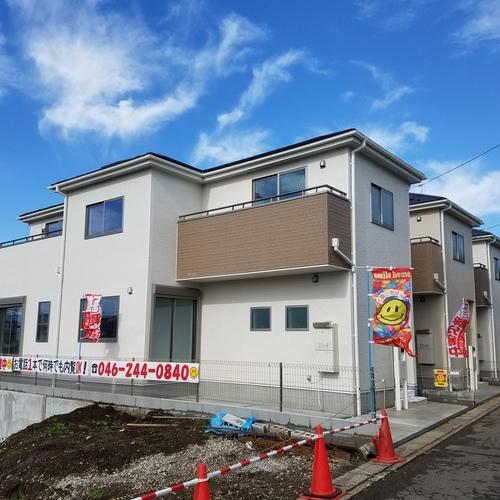 大和市桜森 新築オープンハウス