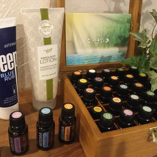 メディカルアロマの薬箱  花粉症・アレルギー 春の季節のデトックス