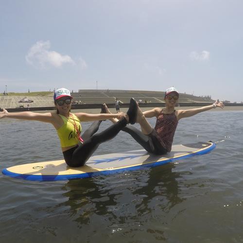 Water flow Yoga   Jun
