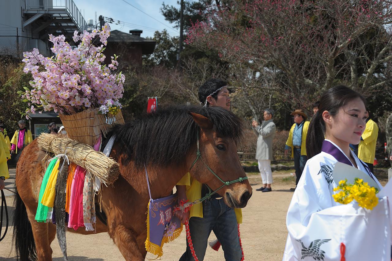 山撮り写真教室「春景色 - 山開きの摩耶山へ -」
