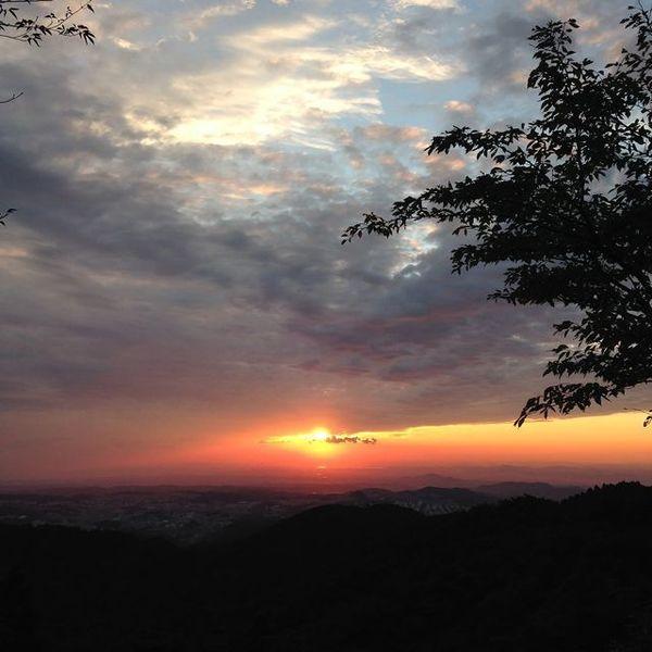 山撮り写真教室「秋の午後と夕景」