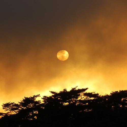 山撮り写真教室「納涼トワイライト - 夕空を撮ろう - 」