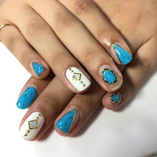 clover nail