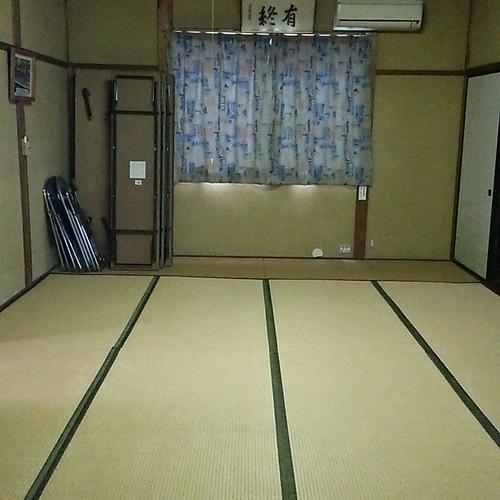 横浜会館2階和室中のご予約