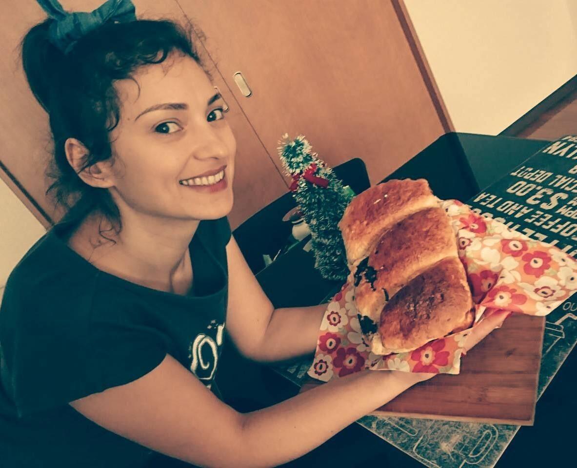 WORKSHOP:ルーマニアのヴィーガン料理  byアンドレア(Andreea Madalina)