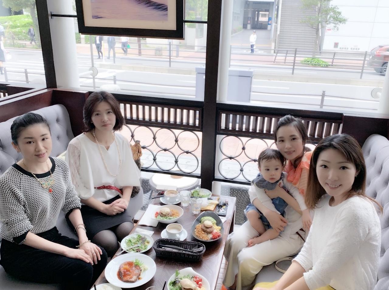 2019年5月30日(木)横浜女性起業家交流会