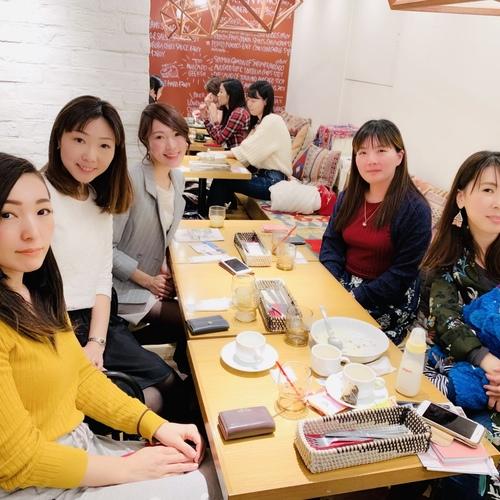2019年4月10日(水)横浜女性起業家交流会