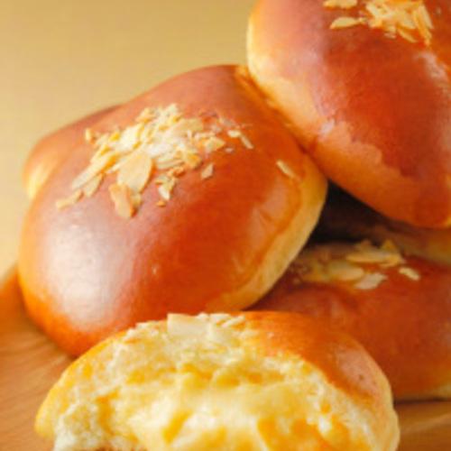 天然酵母パン講座 クリームパンを作ろう!