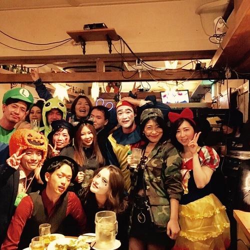 10月29日(日)ハロウィンパーティー【メンバー限定70名】