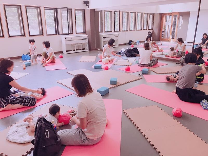 吉祥寺ママピラティス・ヨガの画像