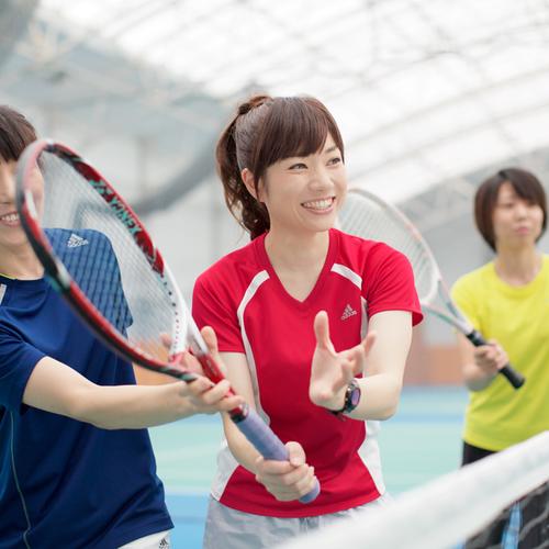 無料体験レッスン(テニス初心者)