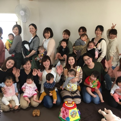 【カフェFAITH開催】ベビーマッサージランチ会0歳児~ひよこクラス~