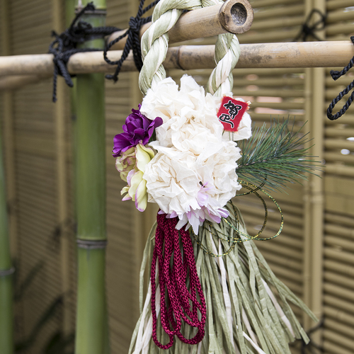 【12月】ユネスコ無形文化遺産「細川紙」で作るお正月飾り