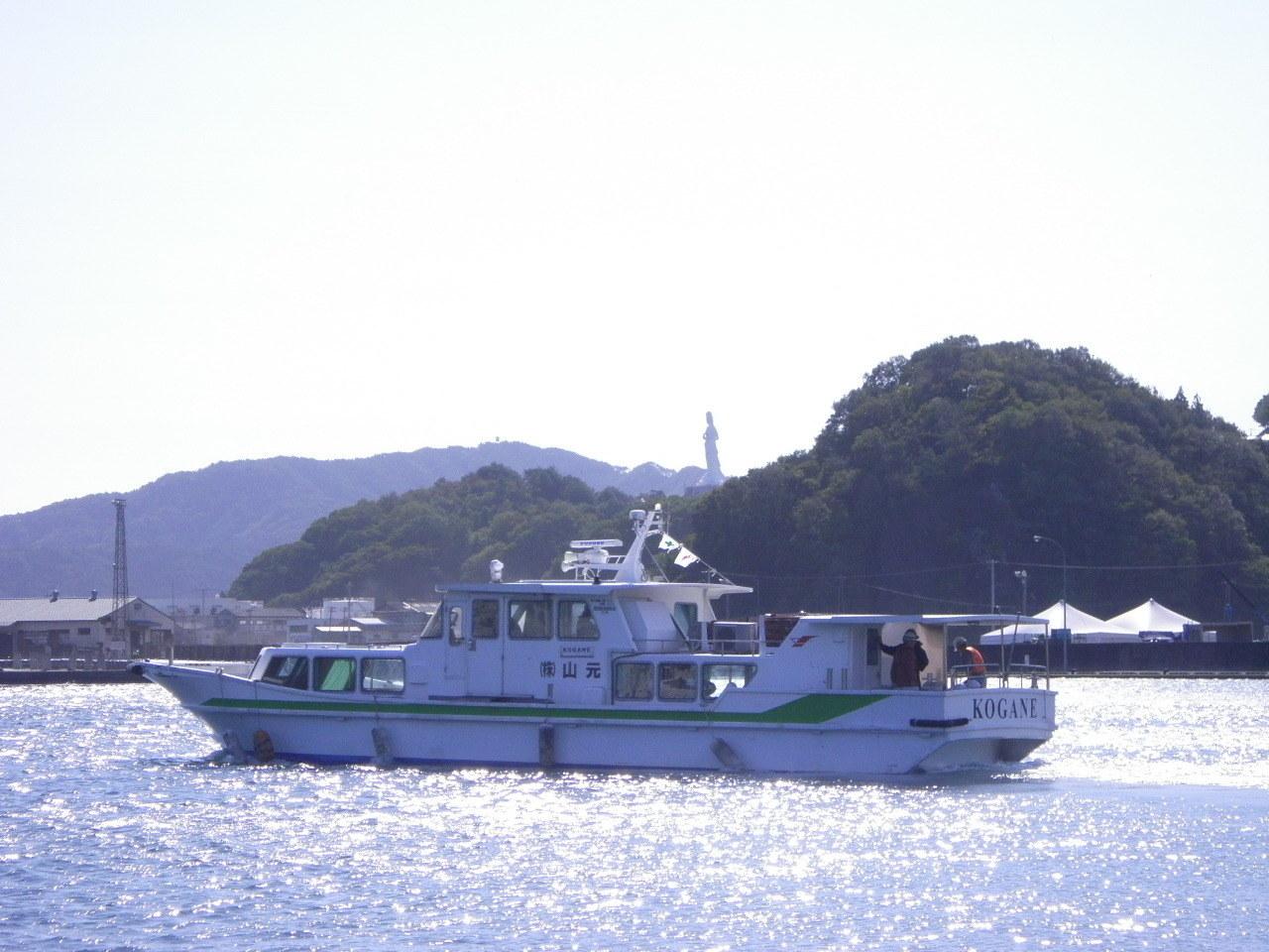【08】釜石湾旅客船クルーズ