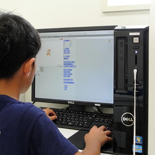 小学生プログラミング教室・夏季短期講座2017・Bコース