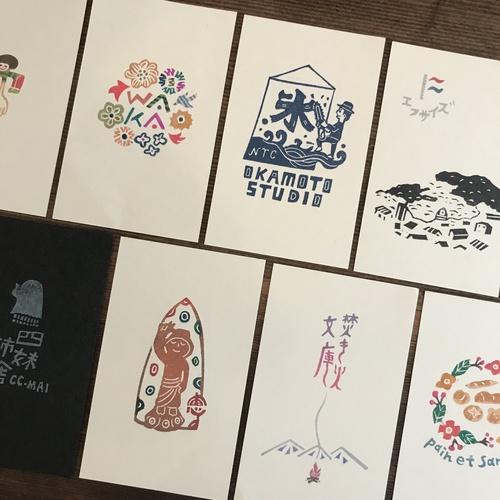 『norioはんこオーダー会』at 手紙舎鎌倉店(10/26-27)