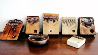 【鎌倉】親指だけで奏でる小さなピアノ-カリンバを心地よく奏でよう♫ カリンバ練習会