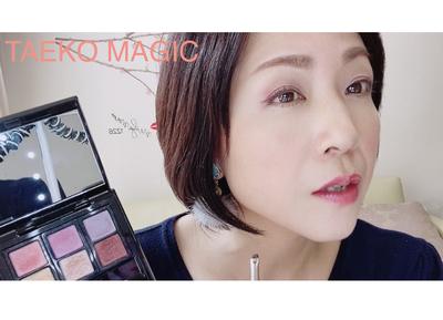【オンライン講座】TAEKO MAGICメイクオンラインマンツーマンレッスン