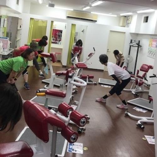 タニタフィッツミーCFⓇ体力作り教室&ストレッチを学ぼう(豪徳寺店)11/17(日)10:30〜11:50
