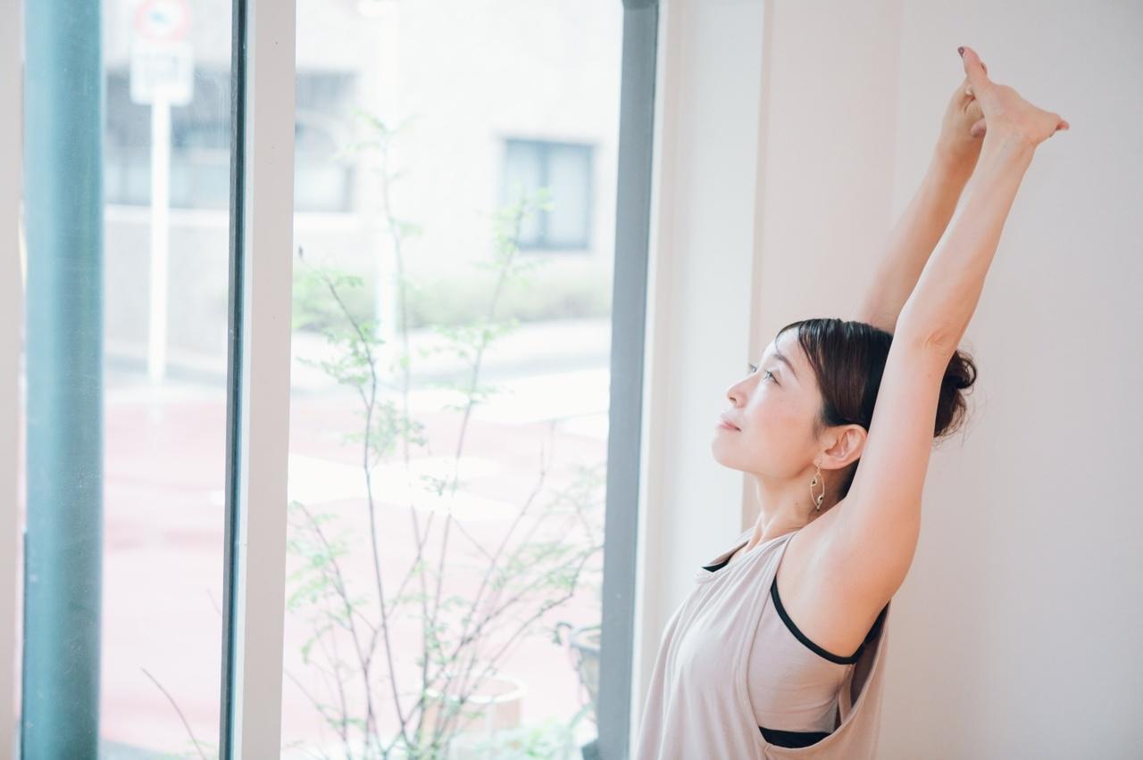 Online: 朝ヨガ ~金曜を乗り切るためのエナジーチャージ~