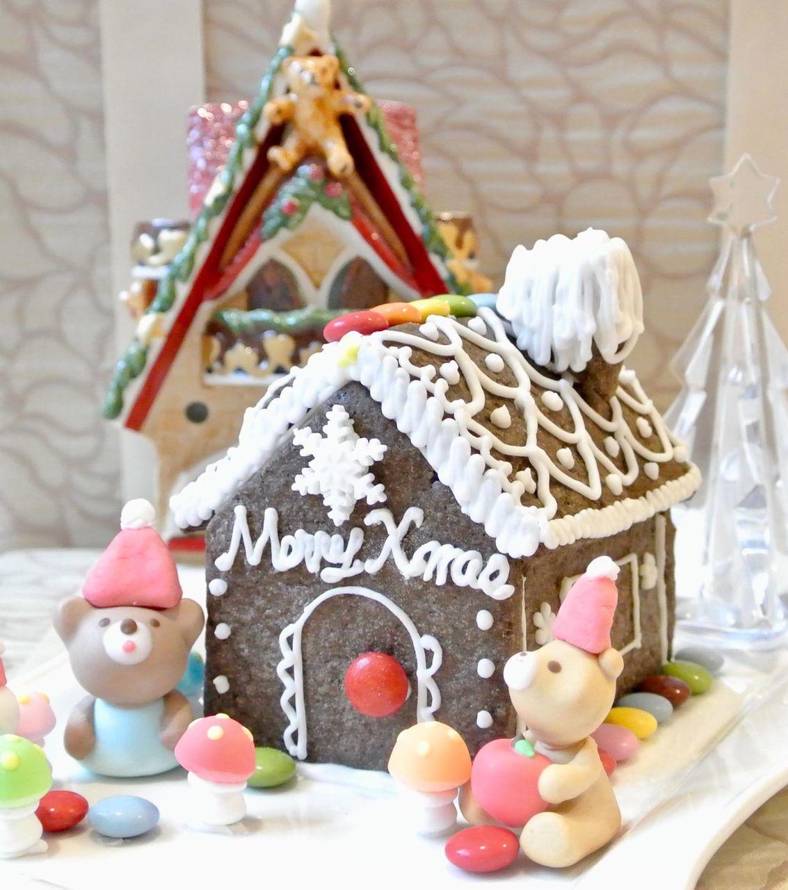 【厚木】クリスマスフードマーケット-ヘクセンハウス作り-|2019年12月15日(日)
