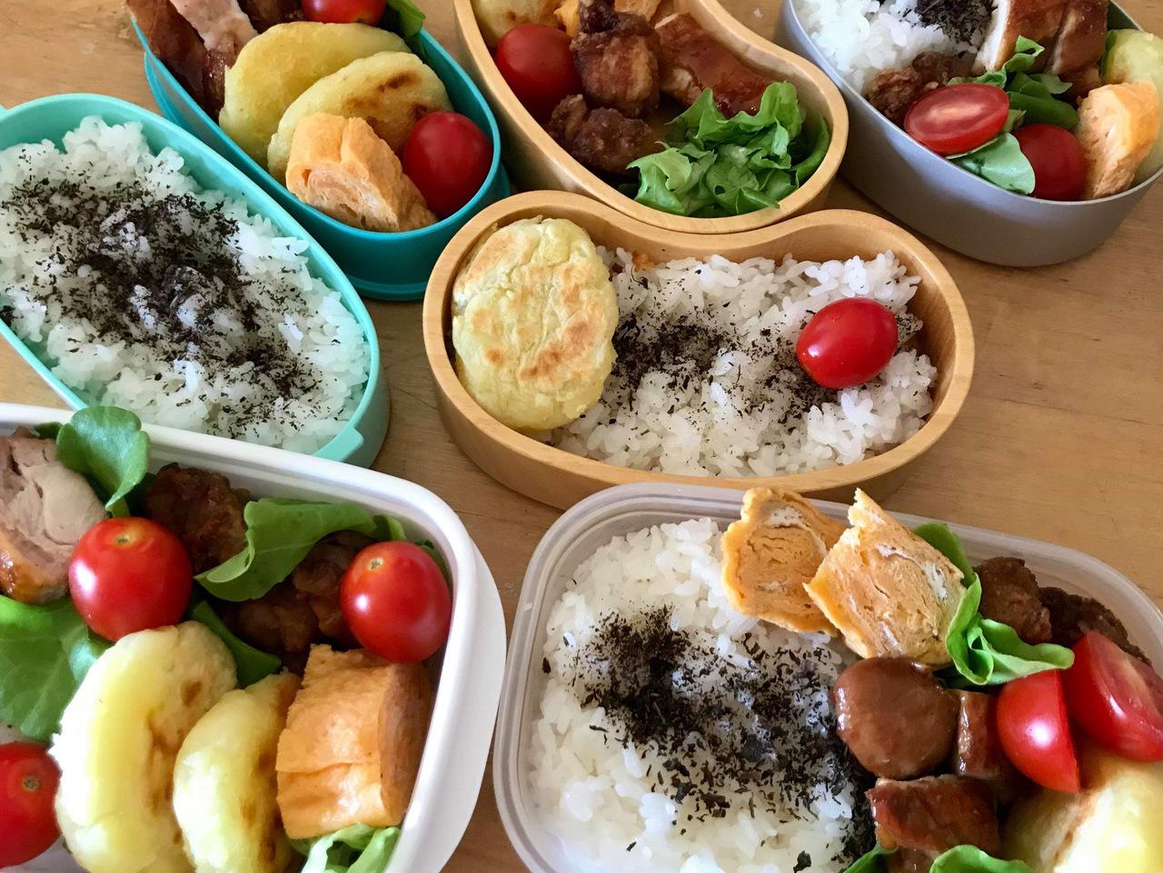 ここちよい暮らしの知恵講座「ご飯の仕度が楽になる・冷凍庫貯金」②