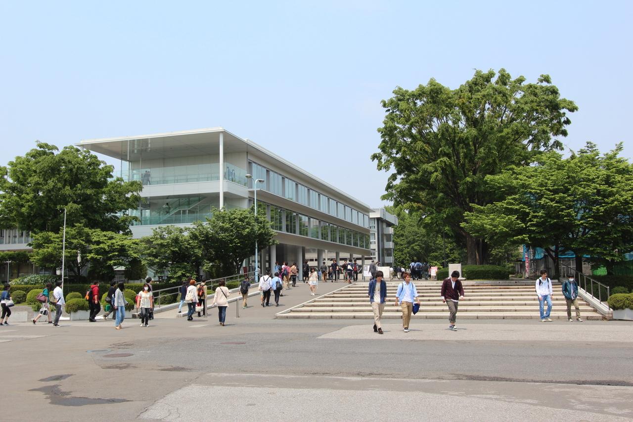 対面型キャンパスツアー(大宮キャンパス)