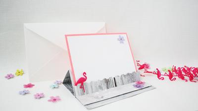 中止☆G.W.☆【パピエ*mini*】スタンディングカードを作ろう 4月開催分 *お子様可