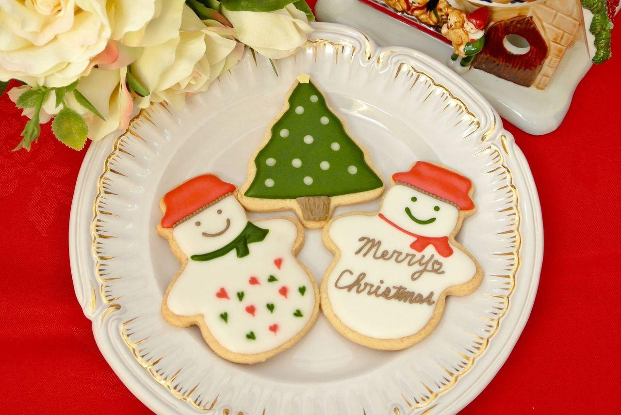 【杉並】 クリスマスアイシングクッキー作り 2019年11月17日(日)