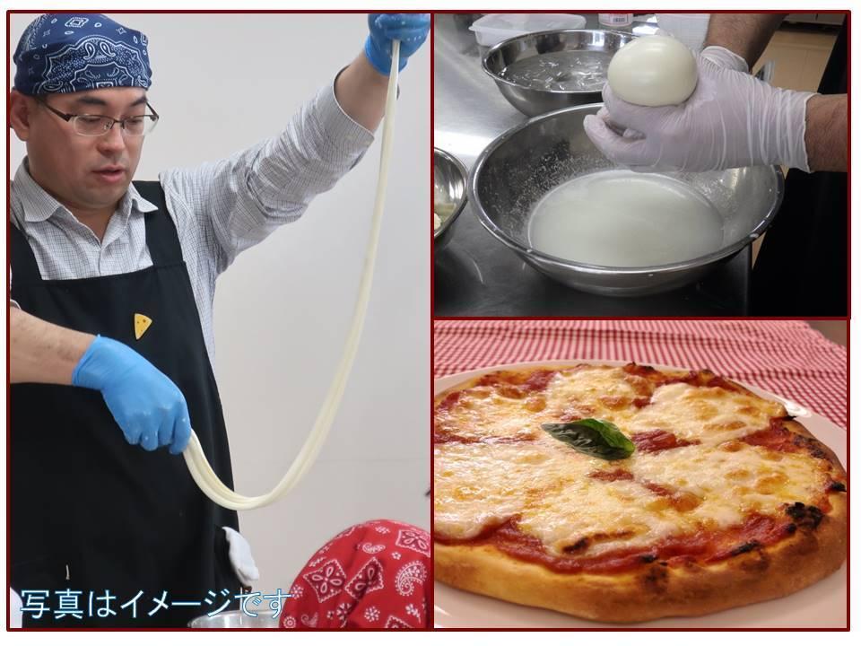【ノースプレインファームさんに教わる】 モッツァレラチーズとストリングチーズを作ってピザを食べよう