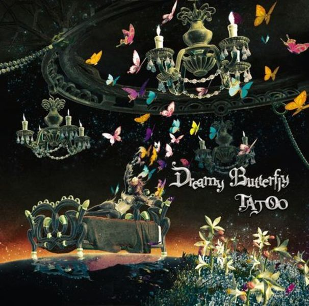 1月31日まで限定 TATOO featuring 池田綾子「Dreamy Butterfly」 CD購入
