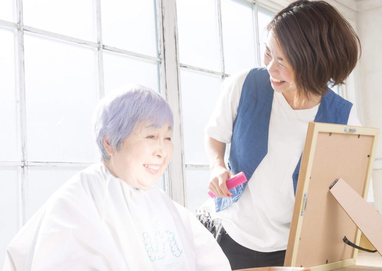 《介護施設・病院向け》訪問美容サービス スポット依頼フォーム