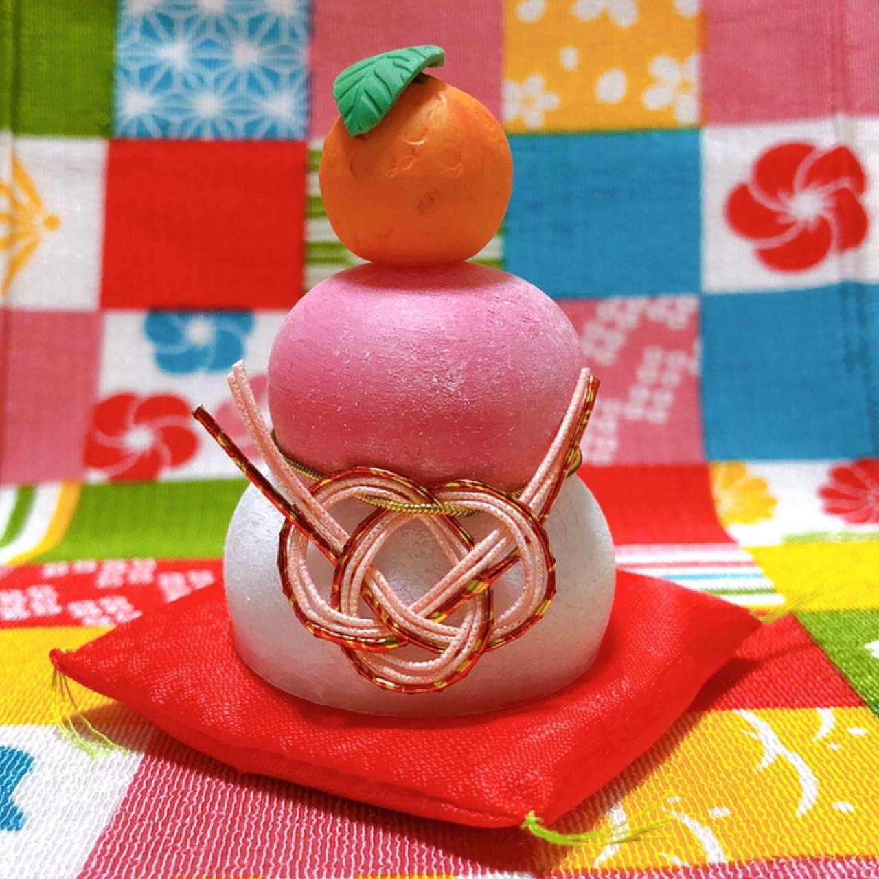 【川崎】お正月ワークショップ-鏡餅の食品サンプル作り- 2021年1月10日(日)
