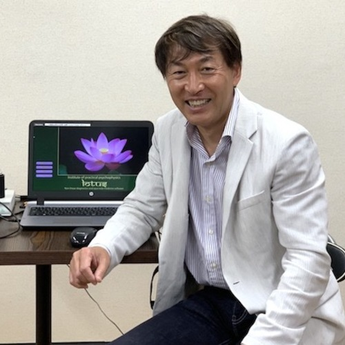 メタトロン波動測定  富ヶ谷サロン   (メタトロン協会会長のセラピーが 東京で受けられる!)