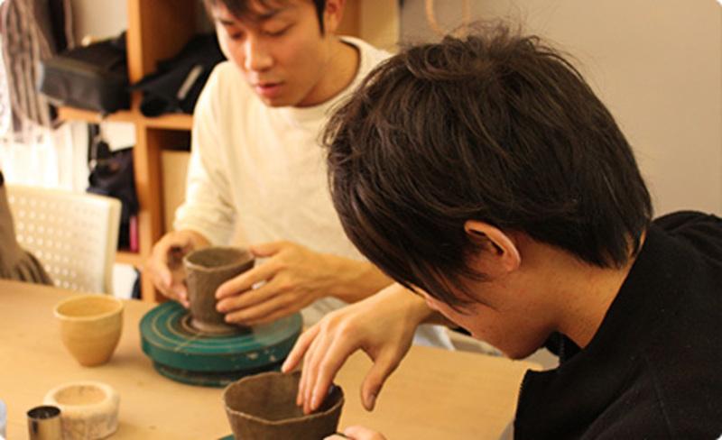 《クラフトカフェ本校》おとなの陶芸教室 体験入学スペシャルデー!