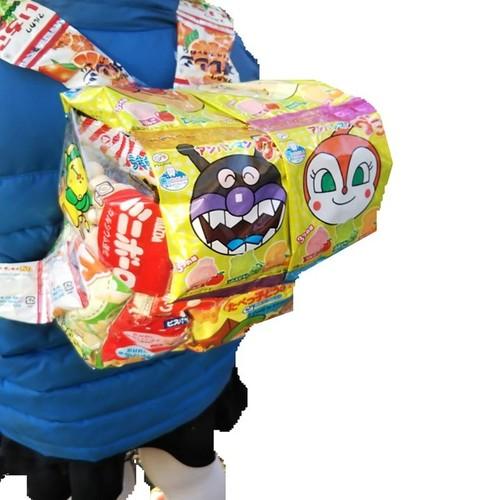 憧れのキャラクターを背負える★お菓子バッグづくり【北】2020年1月26日(日)