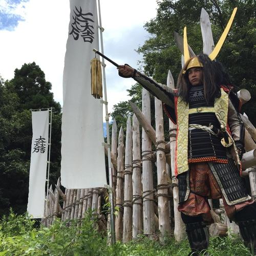 甲冑について学ぼう! 夏休み最初の土日!親子で戦国時代を学びましょう!