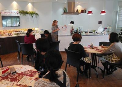 【2020・1/19(日)   豊洲開催】~マリメッコ食器でいただく~ 北欧お料理教室 1月チキンソース