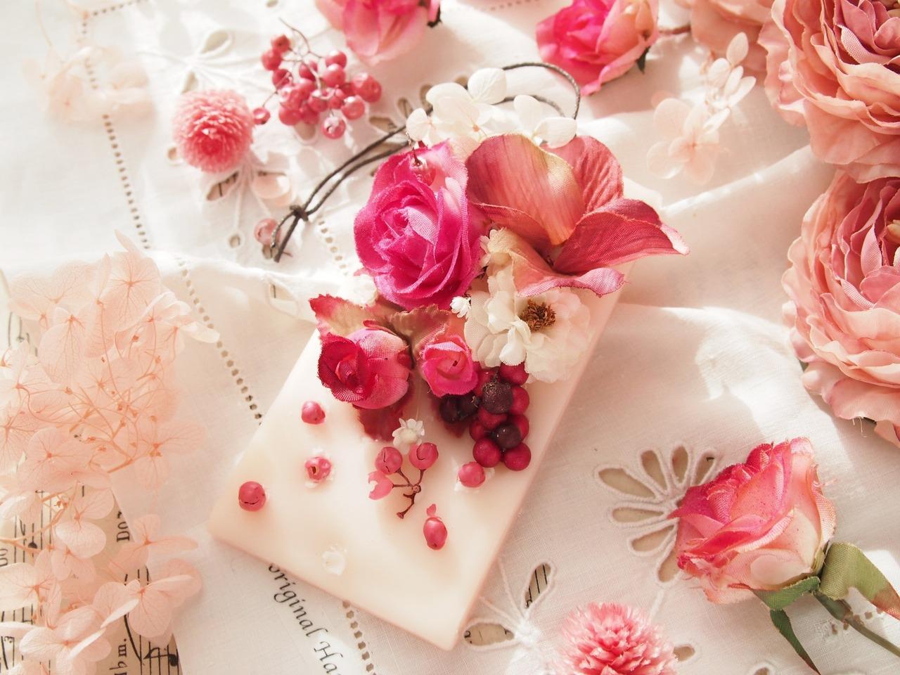 薔薇香る アロマワックスバー
