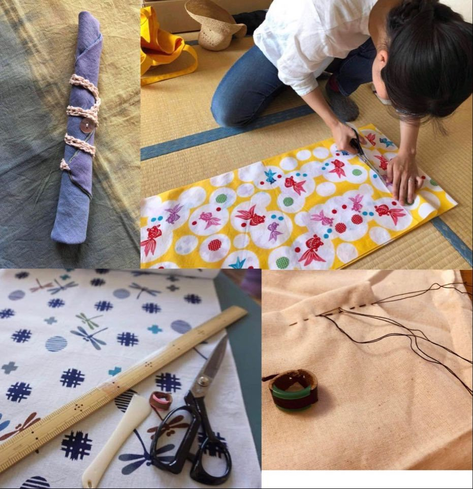 えみの手縫いのお部屋 ~自分の手で何かを創ること~