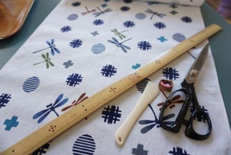 ハンドメイド 初めての手縫い講座