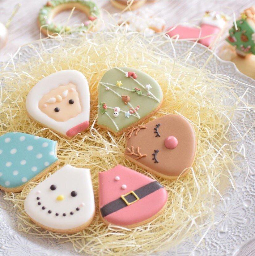 クリスマスクッキーLesson1