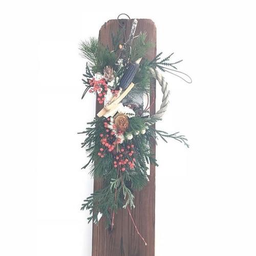 【年末イベントクラス】お正月飾り作り