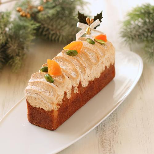 杏とピスタチオのケーキ