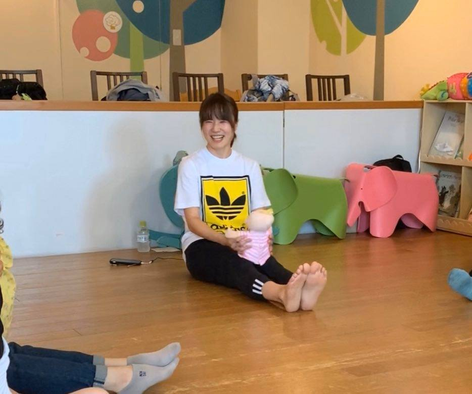 【動画配信】おうちで赤ちゃん体操 『おうちで赤ちゃん体操①』